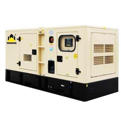 Powerful Silent Power Facilities 250KW 312KVA MTU Diesel Generator