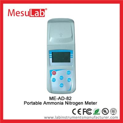 Ammonia Nitrogen Meter Portable Electronic Digital For Aquarium And Water