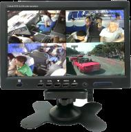 7 Inch Monitor Vehicle Surveillance