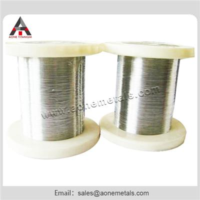 Bright Gr5 Medical Titanium and Titanium Alloy Wire for 3D Print and Apple Phone with ASTM F136 in Coil