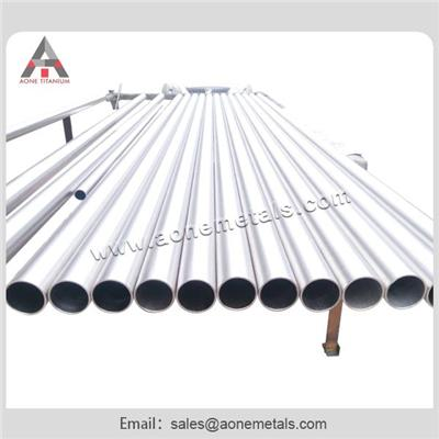 Industrial Pure Titanium and Titanium Alloy Tube for Heat Exchanger and Condenser with ASTM B337