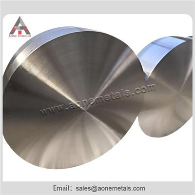 99.95% Pure Tungsten Targets with W1 ASTM B760