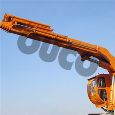 Cheap Foldable Knuckle Boom Model Cranes Are Effortless Can Easily Be Accommodated On Limited Space Vessel .