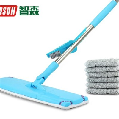 Twist Flat Mop Saving Effort