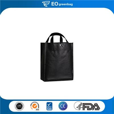Nonwoven Shopping Bag With Snap Button