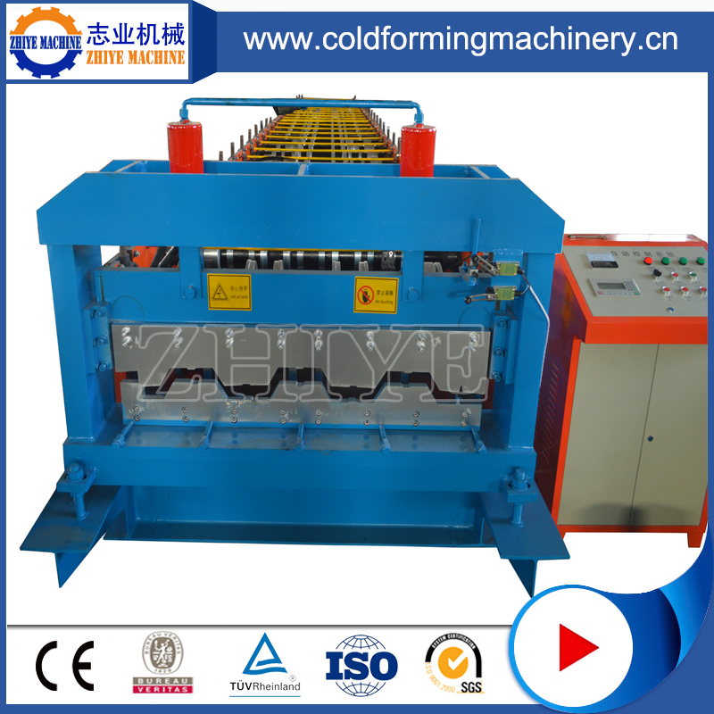 Fully Automatic GI Galvanized Deck Floor Rolling Machine Price