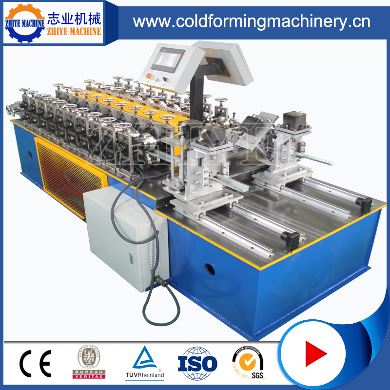 Furring Channel Roll Forming Machine Prices