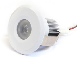 Exterior Recessed 3W Led Downlight
