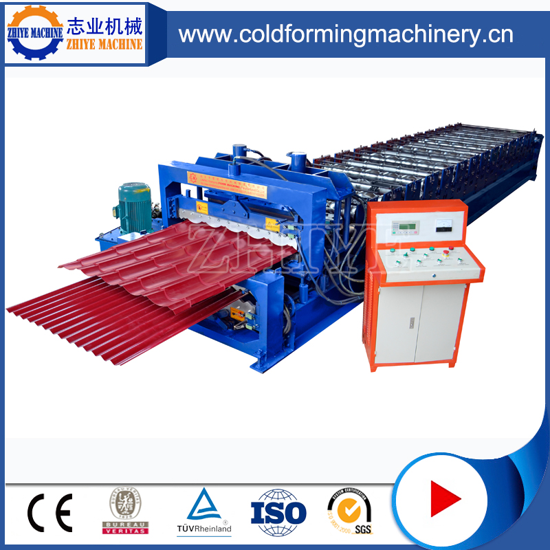 Cnc Double Layer Roof Shingles Making Machine