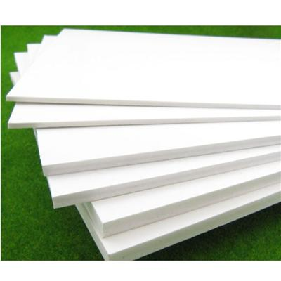 Extruded PVC Celuka Or Crust Board With 2 Layers And Color Options