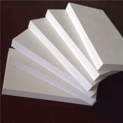 Expanded Oversize PVC Free Foam Or Co-extrusion Sheet With Color Options Of Black, Grey, Yellow, Red, Blue And Green