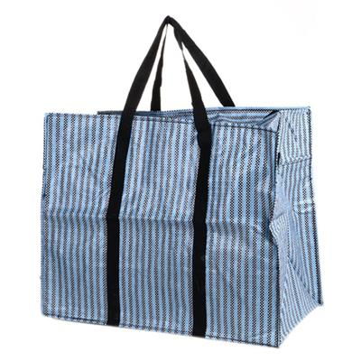 Nonwoven tote bag in gold printing