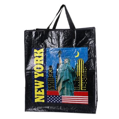 Promotional nonwoven tote bags