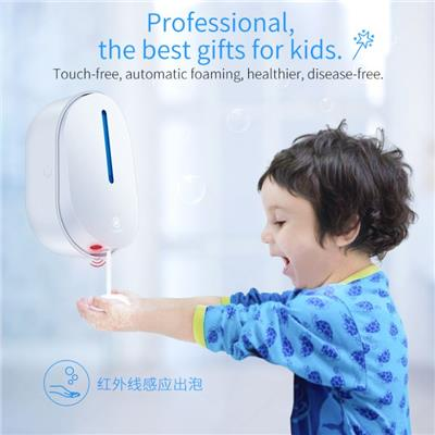 Automatic Soap Dispenser Foam Liquid Mini Size Soap Dispenser Pump