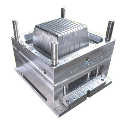 Storage Box Plastic Injection Mold Making