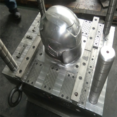 Helmet Plastic Injection Mold Making