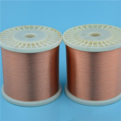 Silver Copper Alloy Wire 0.21mm Tinsel Braided Kevlar Cord For Data Cable