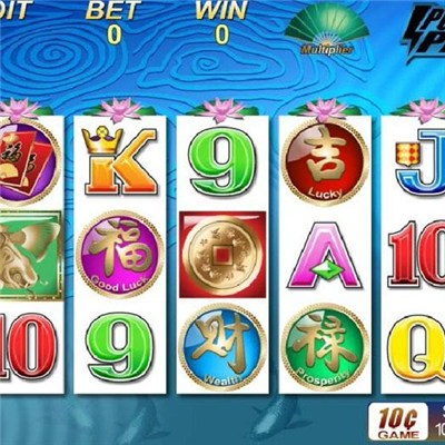 Aristocrat Original Luxury Casino 5 Dragon Deluxe /5 Koi Video Slot Game Board Machine Machins SAS System