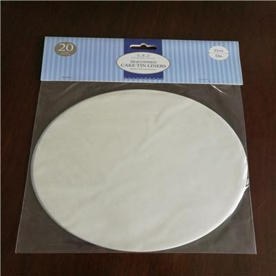 White Half Baking Cookie Sheet Of Parchment Paper Liners Bulk