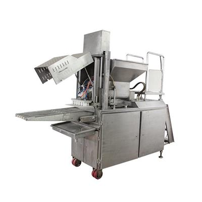 Automatic Fish Meat Finger Making Machine