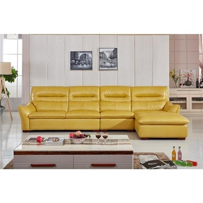 Italy Imported Head-layer Cowhide Sofa