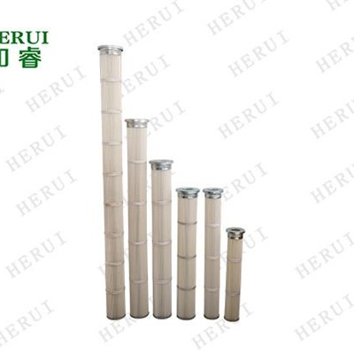 Industrial Long Filter Cartridge For Dust Collector