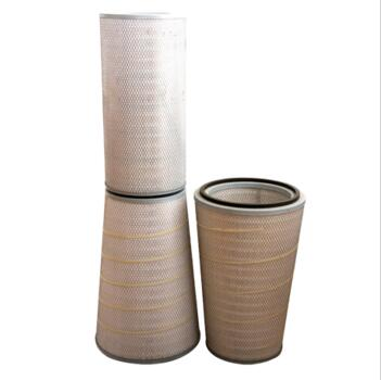 Multi-material Custom Industrial Cone Filter Cartridge