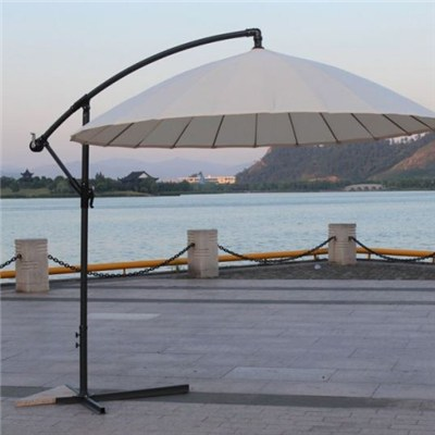 Banana Hanging Outdoor 24 Wire Umbrella