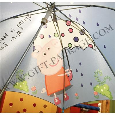 Pretty Kids Promotion Umbrella