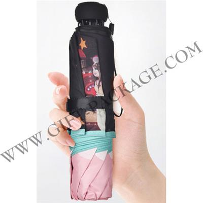 Mini Pretty Folding Umbrella