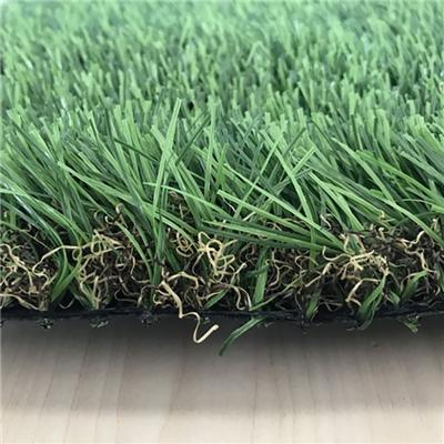 Keeping Green And Shining Synthetic Artificial Grass For Garden And Backyard