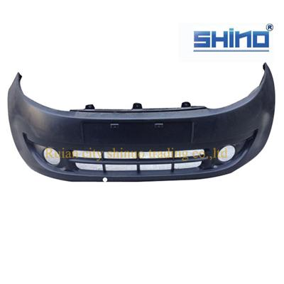Supply all of auto spare parts suitable for High quality Chery A1 FRONT BUMPER BODY S12-2803601-DQ Surface treatment:Polishing/Texture/Hard chrome