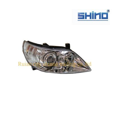 Wholesale All Of BYD Auto Spare Parts Of BYD F6 Head Lamp With ISO9001 Certification,anti-cracking Package,warranty 1 Year