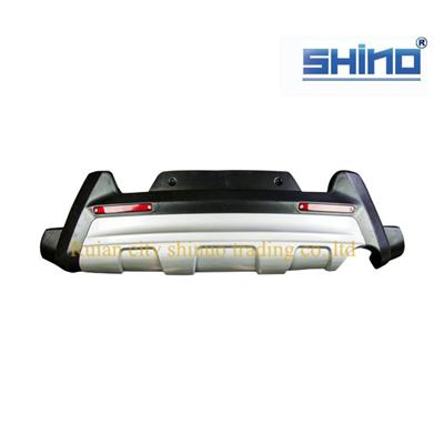 Wholesale All Of BYD Auto Spare Parts Of BYD S6 Rear Bumper With ISO9001 Certification,anti-cracking Package,warranty 1 Year