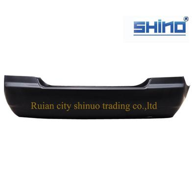 Wholesale all of auto spare parts for Chery Fora MVM 530 A21 Rear bumper ,A21-2804601-DQ , with ISO9001 certification ,standard package  anti-cracking