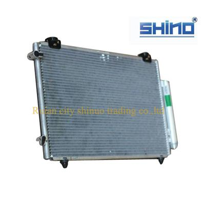 Wholesale All Of Spare Parts For Genuine Geely Parts Geely Emgrand EC7 Condenser 1067000139 With ISO9001 Certification,anti-cracking Package,warranty 1 Year