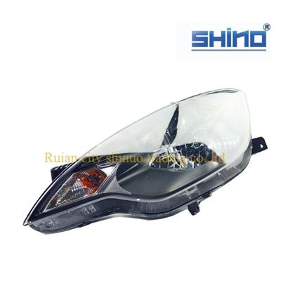 Wholesale All Of MG Auto Spare Parts Of MG 3 Head Lamp With ISO9001 Certification,anti-cracking Package,warranty 1 Year