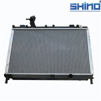 Wholesale All Of MG Auto Spare Parts Of MG 3 Radiator With ISO9001 Certification,anti-cracking Package,warranty 1 Year