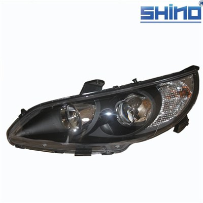 Wholesale All Of Chinese Auto Spare Parts For JAC J5 Head Lamp 4121100U7101 With ISO9001 Certification,anti-cracking Package,warranty 1 Year