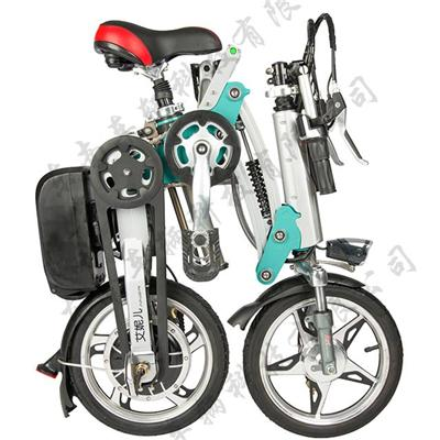 AINIER High Quality Brushless Motor Folding Electric bicycle (TD-12)