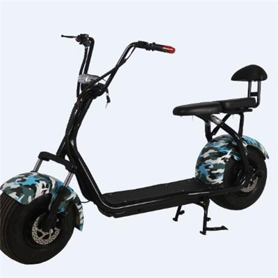 Electric Smart Scooters