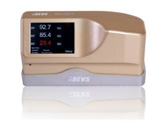 BEVS 1503 Intelligent Tri-Glossmeter