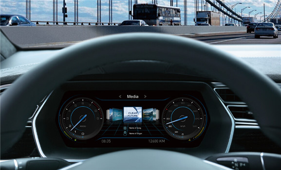 Automotive driver information display solutions for OEMs
