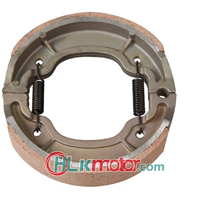 Motorcycle Brake Shoe Drum Brake For YBR125 / AG200
