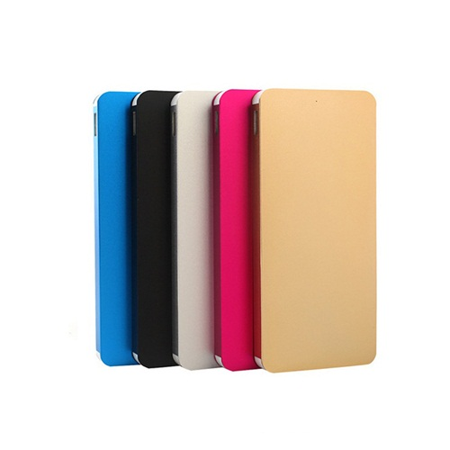 New arrival mobile phone charger 8000mah with high quality power bank