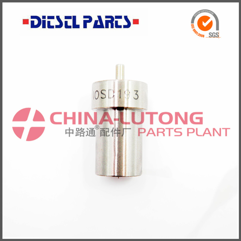 Diesel Nozzle DN0SD193 For Fuel Engine Isuzu