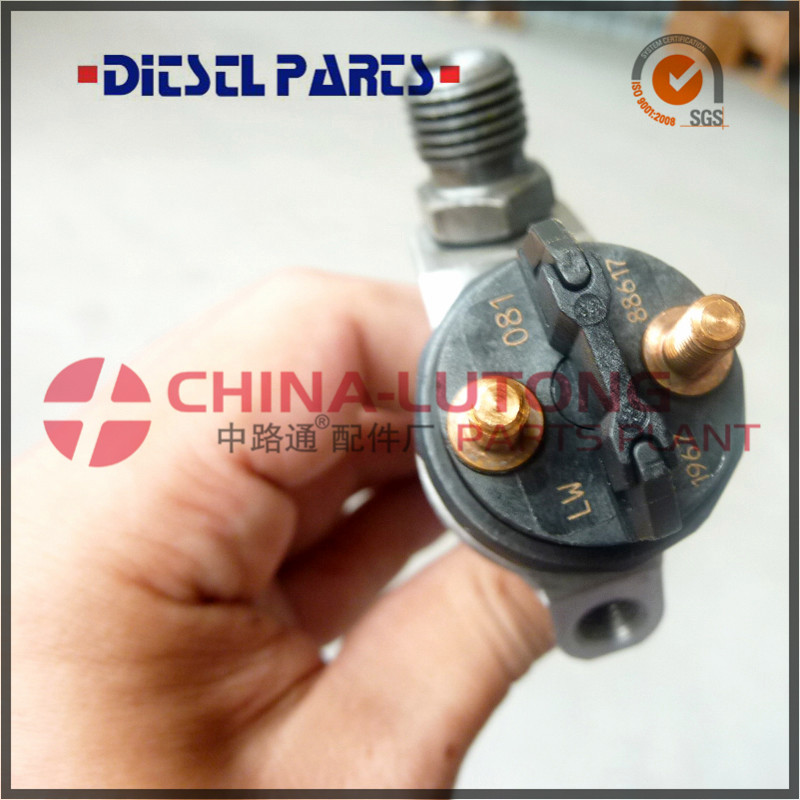 Hot Sale New Injector 0 445 120 081 Match Nozzle DLLA151P1656 For FAW Fuel Pump Parts