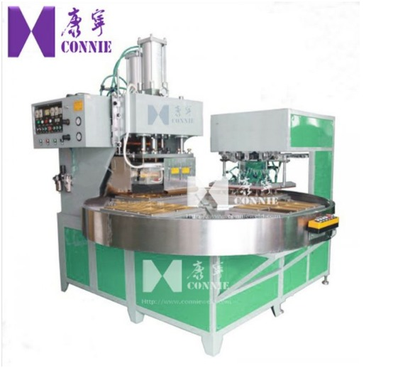 Auto blister packing high frequency welding machine