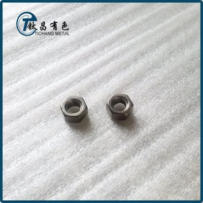 High Strength Titanium Alloy Hex Nuts