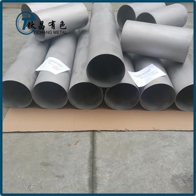 Corrosion Resistance Titanium Alloy Welded Pipes